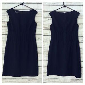 Sale! Anne Klein Navy Blue Tank Dress Size 8